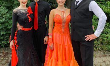 Tanzen: Erfolgreiches erstes Tanzturnier nach dem Lockdown