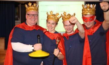 Teppich-Curling: Anmelden zur Vereinsmeisterschaft