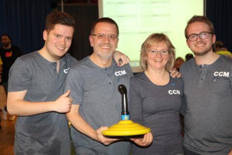 Platz 9: CCM Carpet Curling Majors