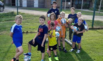 Fußball: Freizeitkick für Kinder und Jugendliche
