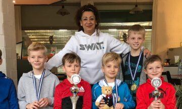 Tennis: Neujahrsturnier der Junioren