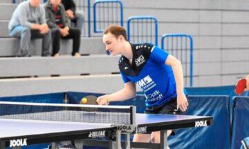 Tischtennis: Rheine den Zahn gezogen