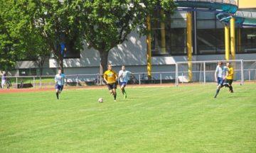 Fußball: Im DJK-Keller brennt noch Licht