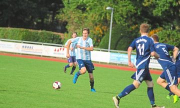 Fußball: DJK im Halbfinale der Stadtmeisterschaft