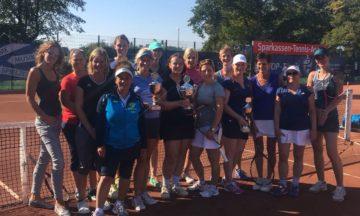Tennis: Damen-Doppel-Turnier für Einsteiger