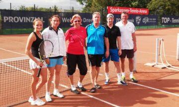 Tennis: Und täglich grüßt das Murmeltier
