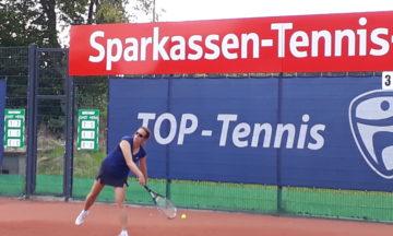 Tennis: Vereinsmeisterschaften im Einzel