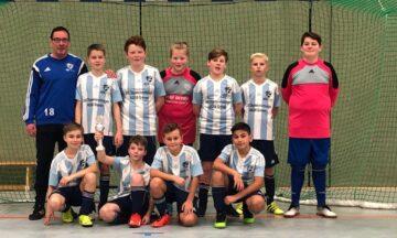 Fußball: Ein perfektes Wochenende für unsere D1