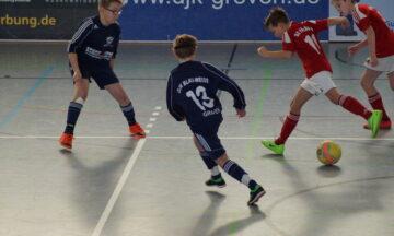 Fußball: DJK D3 auf Platz vier