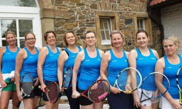 Tennis: Damen 30 II souverän