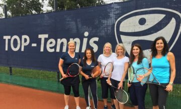 Tennis: Grandioser Start in die neue Saison