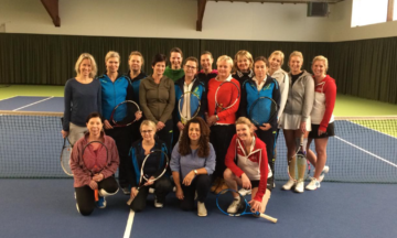 Tennis: Doppelsieg für Kathrin Lohnmann und Marleen Dübjohann