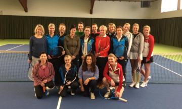 Tennis: Große Resonanz auf Doppel-Damen-Cup