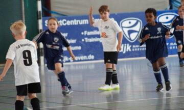 Fußball: Hallenturniere abgesagt