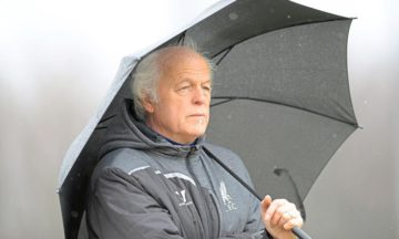 Fußball: Peter Talmann tritt ab