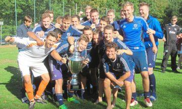Fußball: DJK verteidigt Stadtmeister-Titel