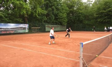 Tennis: Doppel-Turnier am 05.09.2020