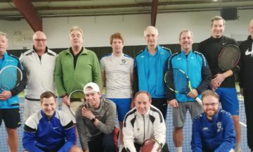 Tennis: Doppelerfolg für Jürgen Hock und Christian Ahrens