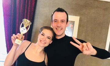 Tanzen: DJK erfolgreich in Moers