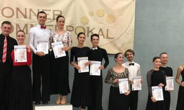 Tanzen: Ein lohnender 14-Stunden-Tag