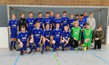 Fußball: C-Junioren auf Platz zwei