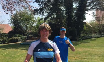 Mickie Krause steuert zwölf Kilometer bei