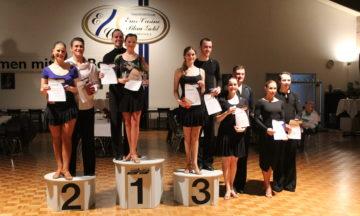 Tanzen: Erfolg beim Nikolaus-Pokal-Turnier