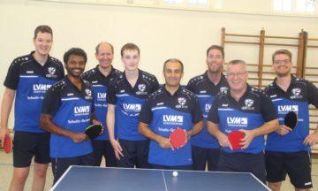 Tischtennis: Klassenerhalt ohne Nachsitzen