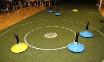 Neu bei uns: Teppich-Curling