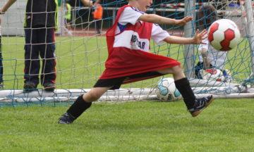 Fußball: Eine Woche Trainingslager