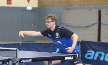 Tischtennis: Ist Matze Kaltmeier wieder fit?