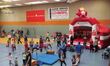Sporteln: Über 500 Teilnehmer zum Auftakt der Sportel-Saison