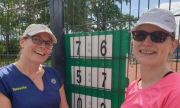 Tennis: Trainingsfleiß wird belohnt
