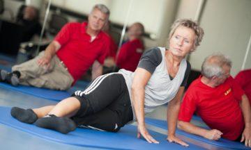 Neu ab September: Präventionskurse für den Rücken