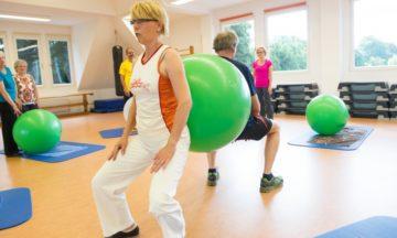 Fitness Erwachsene: Sommerferien-Programm
