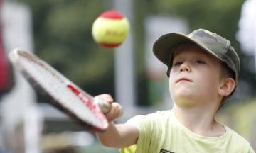Tennis: Jetzt anmelden zu den Ferien-Camps