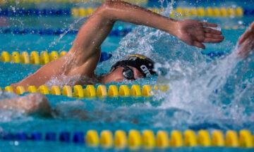 Schwimmen: Maximilian Schülling in herausragender Form