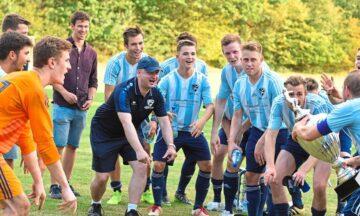 Fußball-Stadtmeisterschaft: Erfolgreiche Titelverteidigung
