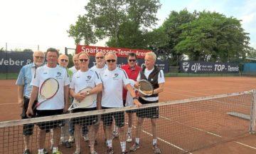 Tennis: Niederlage zum Abschluss