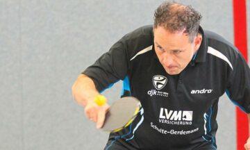 Tischtennis: DJK II gewinnt überraschend deutlich