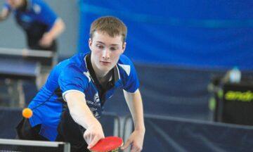 Tischtennis: Beste Grüße von der Spitze
