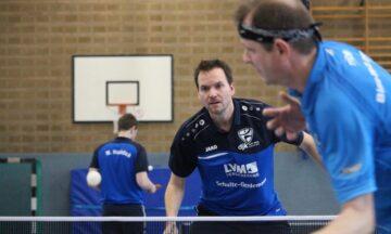 Tischtennis: DJK II in Recke klarer Favorit