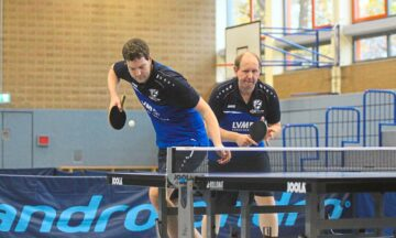 Tischtennis: Chancenlos beim Tabellenführer