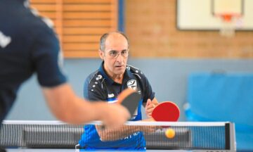 Tischtennis: DJK erklimmt Spitze
