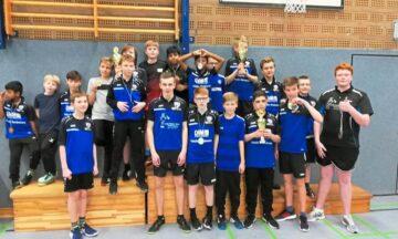 Tischtennis: Junioren starten durch