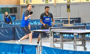 Tischtennis: Auf Biegen und Brechen