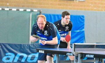 Tischtennis: Auf zum ersten Heimspiel