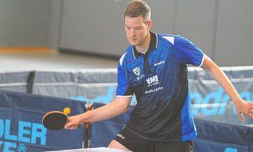 Tischtennis: Geringere Ausbeute als erhofft