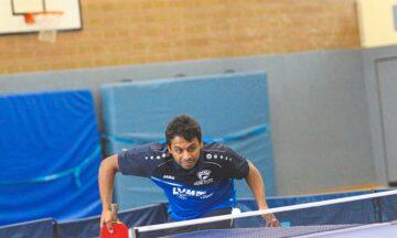 Tischtennis: Freud und Leid nah beieinander