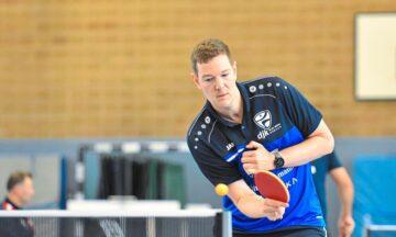 Tischtennis: Gipfeltreffen in der Emssporthalle